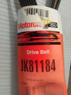 Motorcraft JK81184 Belt