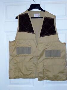 Vintage-SafTbak-Hunting-Vest-Jim-Catfish-Hunter-Endorsed-Made-in-USA