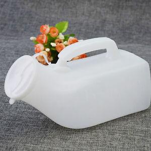 Outdoor-Urinflasche-Mens-Camping-Reise-Maennlichen-Pee-Urinal-Lagerung-Porta-N7P6