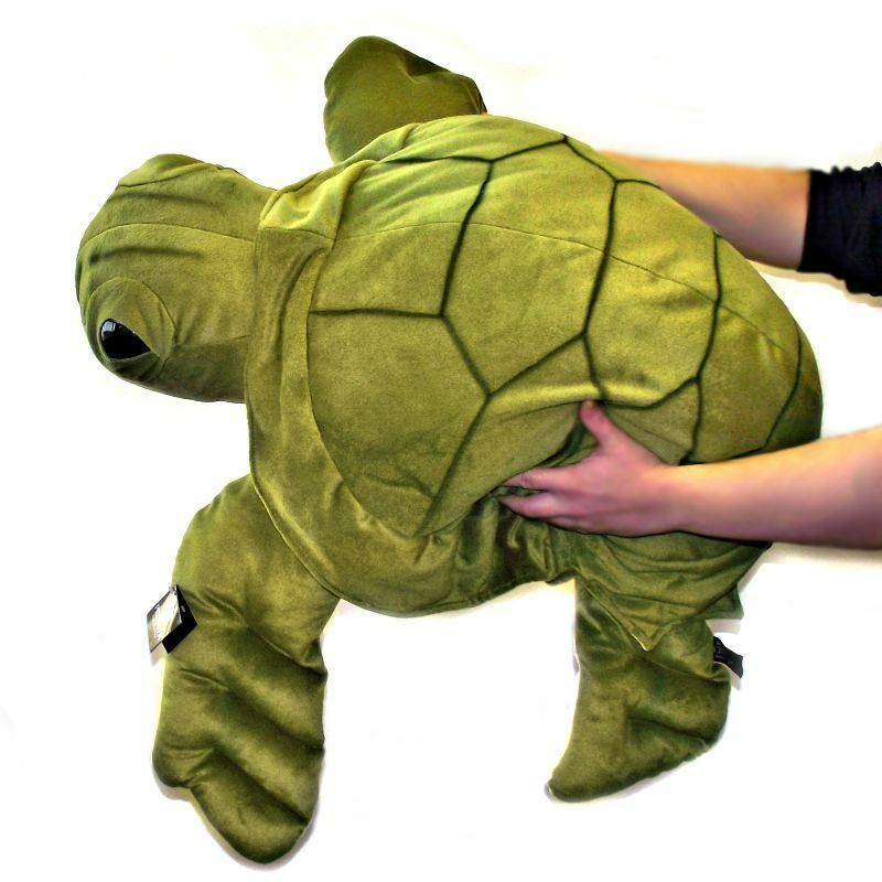 85cm Giant Soft Toy Turtle - Stuffed Cuddly Animal - Suitable for any age (0+)