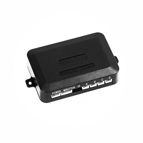 4 Parking Sensors Digital LED Display Car Reverse Backup Radar System Alarm 2014