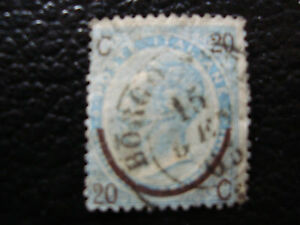 Italy-Stamp-Yvert-and-Tellier-N-22b-Obl-A3-Stamp-Italy