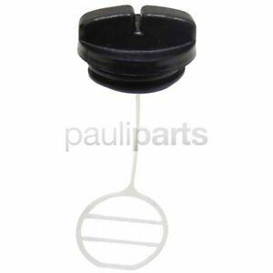 Husqvarna Oil Tank Lid, Filler Cap for Oil, Lid, 501 56 45-02, 501 56 45-04