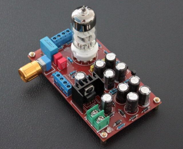 6N3 Tube Buffer Audio Preamplifier Pre-AMP Board HIFI Amplifier DIY AMP Board