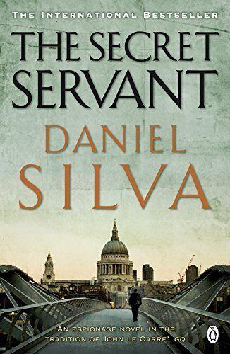 1 of 1 - The Secret Servant by Silva, Daniel 0141031387 The Cheap Fast Free Post