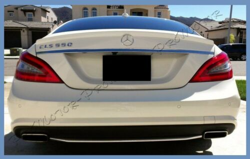 Pick Color 11-17 BENZ W218 A Type Trunk Spoiler Wing For CLS350 CLS500 CLS63AMG
