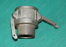 Dixon Andrews 150 B Coupler Stainless Cam Lock Groove Firehose Hose Fitting 1