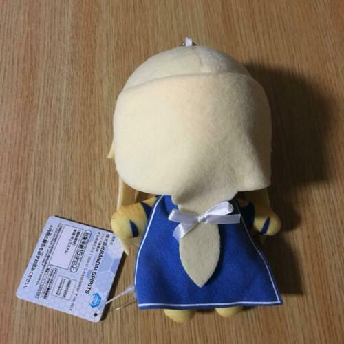 Banpresto Sword Art Online Alicization TOMONUI stuffed Soft plush 15cm Alice