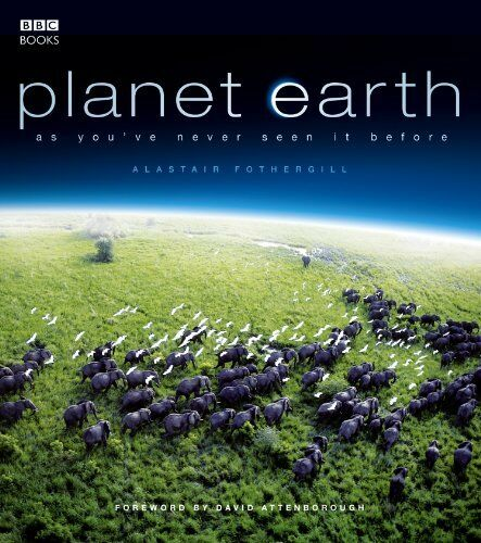 1 of 1 - BOOK-Planet Earth: As You've Never Seen It Before,Alastair Fother