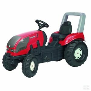 image is loading rolly toys valtra pedal x trac tractor kids