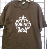 Norinco T-shirt Black - Size M - 3xl Ak47, Sks 7.62 X 39 Guns