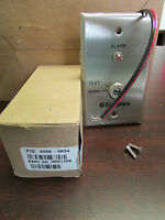Simplex Grinnell Tyco 4098 9834 Test Station Red Led Key Switch