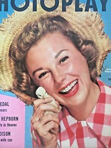 Vintage-Collectible-Movie-Magazine-Photoplay-June-Allyson-Cover-Mar-1955