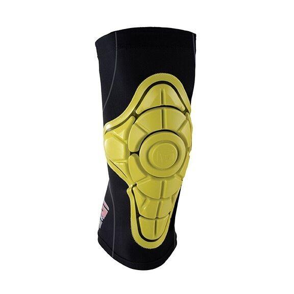 Rodilleras G-Form MTB Pro-X Rodilla Color Amarillo