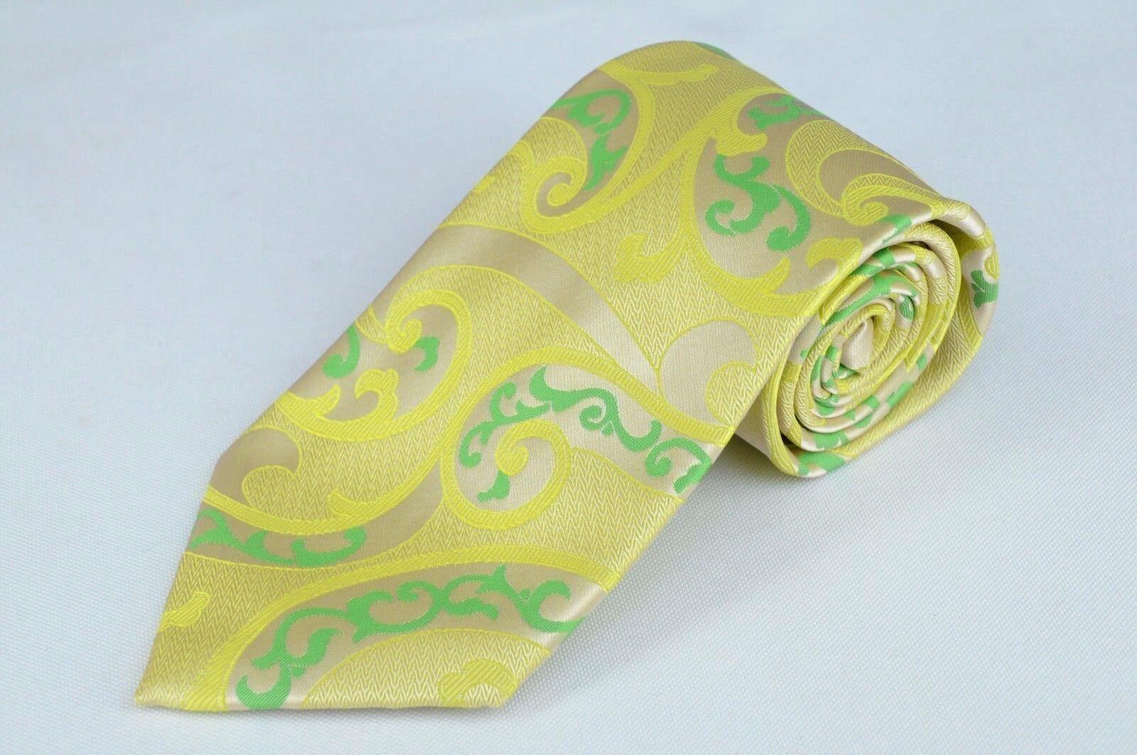 Lord R Colton Masterworks Krawatte - - - Villarica Gelb & Grün Krawatte - Neu | eine breite Palette von Produkten  6fa9c9