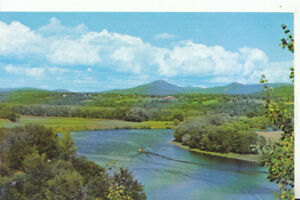 America-Postcard-034-The-Connecticut-River-034-Vermont-Ref-12417A