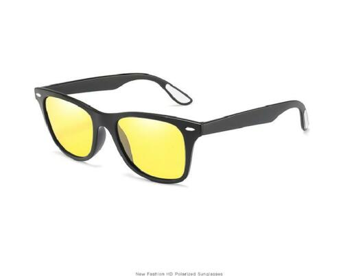 Men Photochromic Polarized Sunglasses Night Cision Outdoor Driving Goggles New