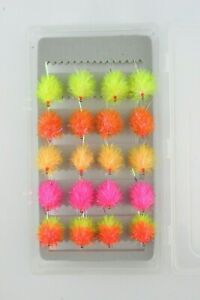 Two Tone Blobs Flies Tequila Lures Still water Supersoft Fritz Fly Fishing
