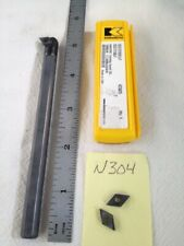 New 38 Carbide Boring Bar C06 Sducr 2 With Kennametal Dcgt 21 50 Inserts N304