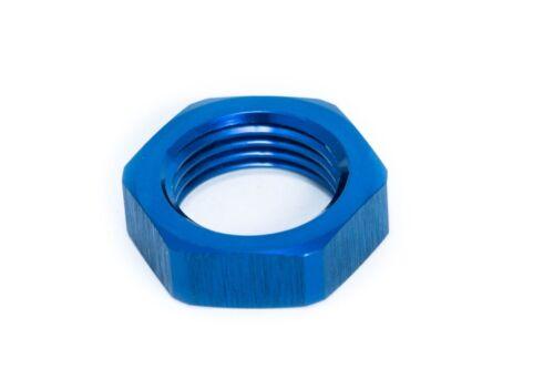Schottwandverbinder Dash 08 90° Blau 3//4-16UNF AN8 JIC8