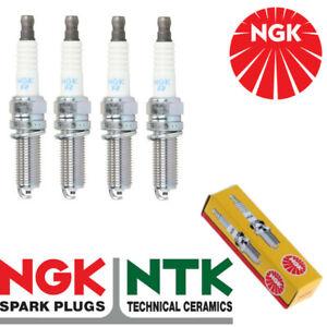 NGK Zündkerze - LKR6E - Kupferkern - Marine Anwendungsbereiche - 92650 x4