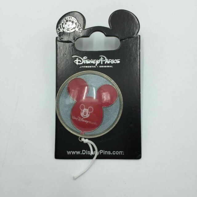 Disney Parks Icon Mickey Balloons Patch New in Package