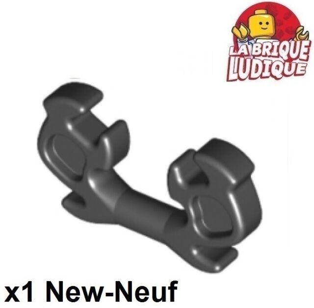 Black, Black 1 x lego 11437 Horn Helmet Samurai Helmet Ninja Horn New New