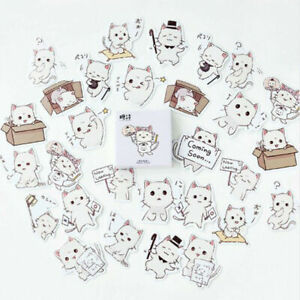45pcs Colorful Mood Japanese Stationery Stickers DIY Scrapbooking Diary Album