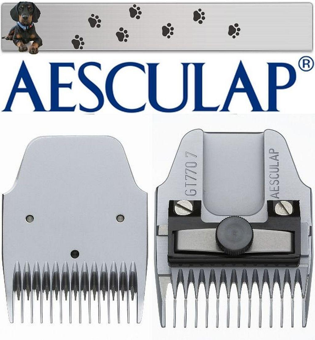 Aesculap Favorita II Favorita CL Cabezal 7mm NUEVO