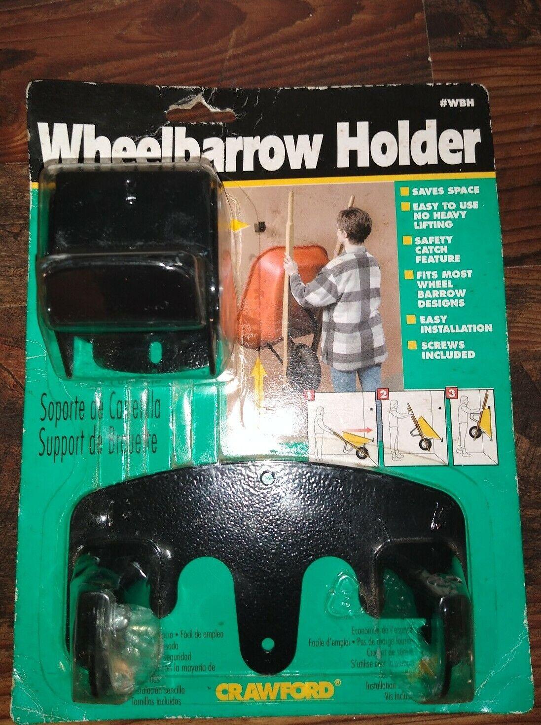 LeHigh Crawford Wheelbarrow Holder #WBH-6