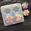 miniatura 1 - Cat Paw Silicone Mold Tag DIY Making Jewelry Handmade UV Resin Epoxy Mould Craft