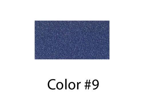 Black Carpet Dash Cover Compatible w// 2016-2018 Tucson HY104-5