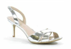 95a8eabe1f3 Image is loading Calvin-Klein-Women-039-s-Shoes-Lucette-Slingback-