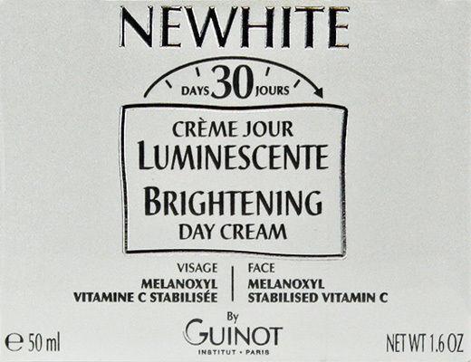 Guinot Newhite Brightening Day Cream Spf30 50ml(1.6oz) Brand New