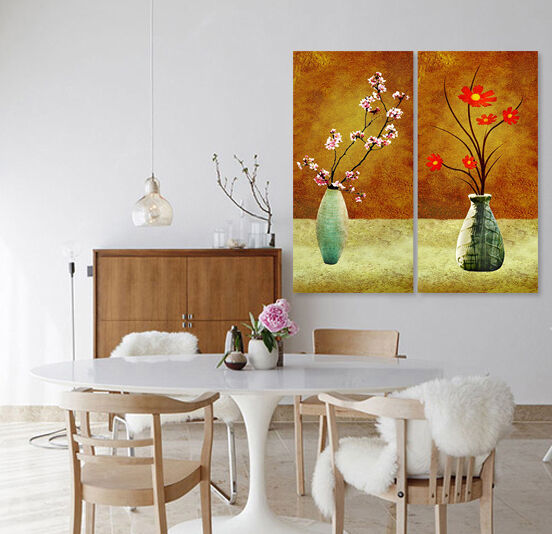 3D Vase Blaumen 53 Fototapeten Wandbild BildTapete AJSTORE DE Lemon