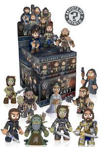 Funko Mystery Minis Warcraft (monde De) Boîte Scellée ~ Caisse De 12 Blind Boxes # 7602