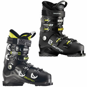 Details about Salomon X access 80 Ski Boots All Mountain Ski Boots 4 Buckle NEW show original title
