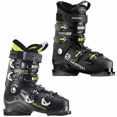 Salomon X Access 80 Skistiefel Skischuhe All Mountain Ski Boots 4 Schnallen NEU   eBay