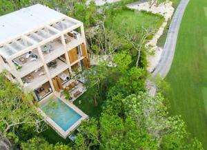 Casa en venta en Playa del Carmen, Palm Villas
