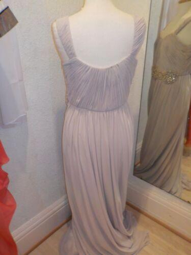 Gina Bacconi desnuda Vestido Rosa SC29037 Talla 14