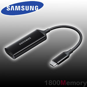how to use usb adaptor for samsung s8