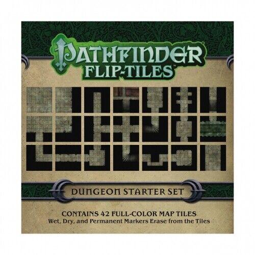 Flip-Tiles Pathfinder Dungeon Starter Set