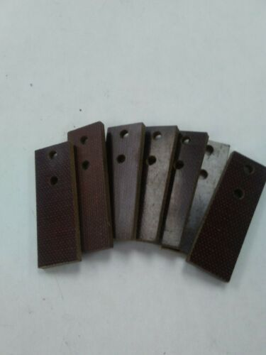 BB006-73F Blade Scraper-Fiber for Butcher Boy model B12 lot of 7 B14,B16