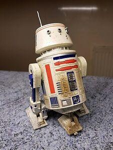 1997 Unité Star Wars 6 pouces R5-d4 à l'échelle 1/6, collection de 12 figurines, collection Potf2
