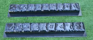 2-PIECES-EDGE-STONE-CONCRETE-MOLDS-EDGING-BORDER-MOULD-ABS-PLASTIC-BR15