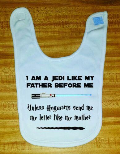 Harry Potter    Funny BIB Star Wars