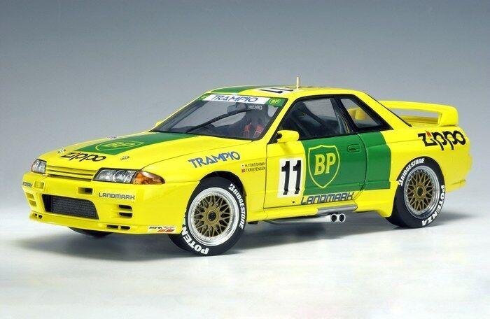 AUTOART 89381 - 1 18 Millennium Nissan Skyline GT-R GT-R GT-R (r32) 1993 Group A BP OIL TR e18d96