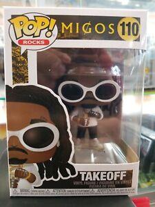TAKEOFF 110 37855 VINYL FIGURE NEW IN STOCK MIGOS ROCKS FUNKO POP