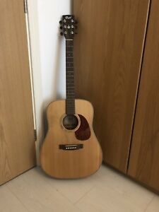 Cort-Earth100-Acoustic-Guitar