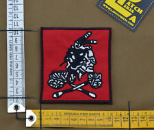 "Ricamata / Embroidered Patch Devgru ""Indian Red"" with VELCRO® brand hook"